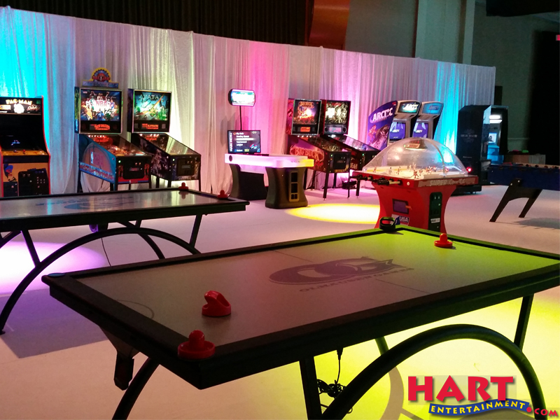 Hart Entertainment Party Rental Toronto